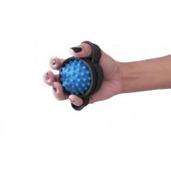 Kit Cinta Fisioterapia Massagem Dedos Mão Bolinha